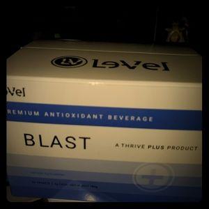 Le-vel Blast Antioxidant powder